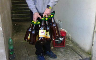 Prodej piva nepřerušen